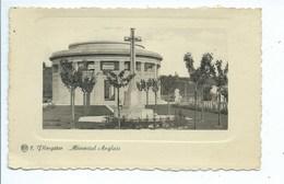 Ploegsteert : Le Mémorial Anglais - Komen-Waasten