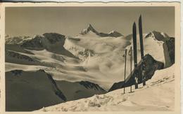 Ötztaler Alpen V. 1960  (2456) - Oetz