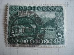 Timbre Bosnie Herzégovine - Bosnie-Herzegovine