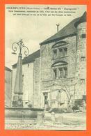 """CPA 70 Champlitte """" Vieille Maison Dite """" Espagnole """" """" - France"""