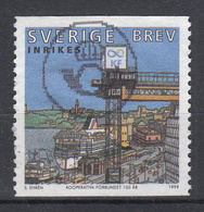 ZWEDEN - Michel - 1999 - Nr 2097 - Gest/Obl/Us - Suède