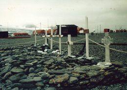 1 AK South Orkney Islands - Laurie Island * Antarctica Antarktis * Die Argentinische Forschungsstation Orcadas - Postcards