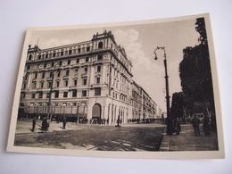 Cagliari - Palazzo Rinascente E Via Roma - Cagliari