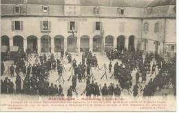 BAR-SUR-AUBE  ( Champagne )  -  Manifestations  Viticoles  En  1911  /  Sapeurs  Du  109e  De  Ligne - Bar-sur-Aube