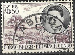 8BC-896:  KABINDA  / C - Congo Belge