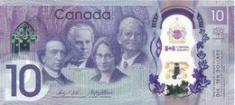 CANADA P. 112 10 D 2017 UNC - Kanada