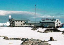 1 AK Antarctica * Base Akademik Vernadsky - Ukrainische Forschungsstation Auf Der Insel Galindez - Ex British Base F * - Postcards