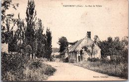 60 VIGNEMONT - La Rue De Villers - Other Municipalities