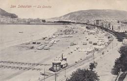 San Sebastian La Concha - Espagne
