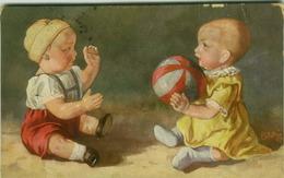 TUCK'S POSTCARD 1910s - CHARAKTER PUPPEN / DOLLS - N. 809 - (BG1142) - Tuck, Raphael