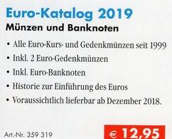 EUROPA Leuchtturm EURO Katalog 2019 Neu 13€ Mit Münzen Numisblatt Numisbriefe Banknoten Coin Numis-catalogue EUROPE - Manuali