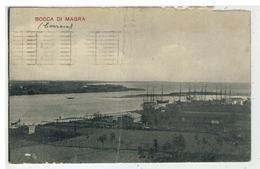 Cartolina Bocca Di Magra - La Spezia