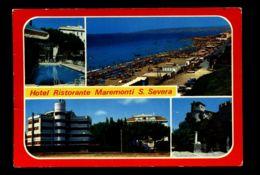 B8034 SANTA SEVERA - HOTEL RISTORANTE MAREMONTI - Italia