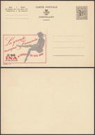 Publibel 1419 - 1F20 - Thématique Bas Nylon (DD) DC0518 - Stamped Stationery