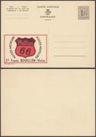 Publibel 1415 - 1F20 - Thématique Huiles Moteurs (DD) DC0519 - Stamped Stationery