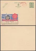Publibel 235 - 35c - Thématique Radio (DD) DC0526 - Entiers Postaux
