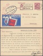 Publibel 734 - 65c - Thématique Tapis D'orient (DD) DC0529 - Entiers Postaux