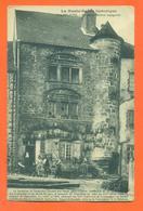 """CPA 70 Champlitte """" Ancienne Maison Espagnole """" - France"""