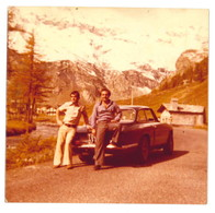 ALFA ROMO GT 1300 JUNIOR - DUE FOTO - Automobiles