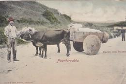 Fuenterrabia - Espagne