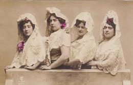 DAMES ESPAGNOLE PERSONNAGE  FEMME - Espagne