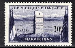 FRANCE 1952 -  Y.T. N° 922 - NEUF** /8 - France