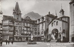 BRIGUE PLACE ST.SEBASTIAN   KUTSCHE - VS Wallis