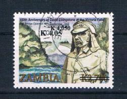 Zambia Soldat Einzelmarke Gestempelt - Zambia (1965-...)