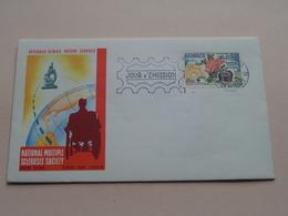 NATIONAL MULTIPLE SCLEROSIS SOCIETY - 1962 ( Zie/voir Foto's Voor/pour Détails ) ! - FDC