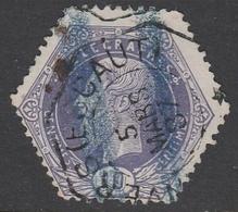 TE Telefoonzegel Nr 3 Gestp/oblit - Telegraph