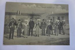 RARE OLERON - DOLUS - Cavalcade De 1910 - Noce Villageoise - NON  Voyagée N°4 - Ile D'Oléron