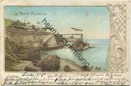 Odessa - La Petite Fontaine - Gel. 1901 - Ukraine