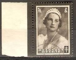 Belgium - 1935 Queen Astrid Mourning  MNH **  SG 713 - Belgium