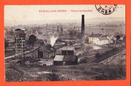 Nw5157 Peu Commun 71-EPINAC-LES-MINES Puits LESTIBAUDOIS Et DINAY 1915 à Commandant BERARD Bourges - Autres Communes