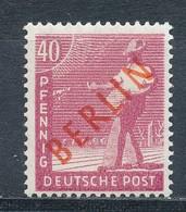 Berlin 29 ** Geprüft Schlegel Mi. 90,- - Ungebraucht