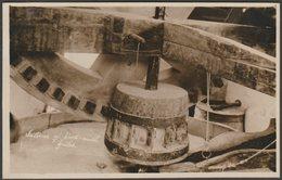Interior Of Wind-Mill, Milos, Plaka Milou, C.1920 - Agfa RP Postcard - Greece