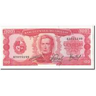 Billet, Uruguay, 100 Pesos, 1967, Undated, KM:47a, NEUF - Uruguay