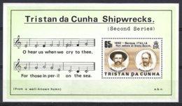 Tristan Da Cunha  Yv BF 19, Naufrages ** Mnh - Tristan Da Cunha