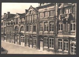Leuven - Sinte-Gertrudisabdij - 'Castel' - Vleugel Van Het Studentinnen-tehuis - Fotokaart - Leuven
