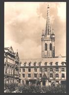 Leuven - Sinte-Gertrudisabdij - 'Schola' - Vleugel Van Het Studentinnen-tehuis - Fotokaart - Leuven