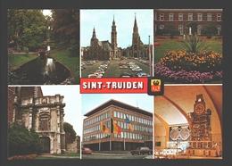 Sint-Truiden - Onze-Lieve-Vrouwkerk - Vintage Car Opel / Ford - Multiview - Sint-Truiden