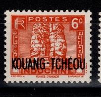 Kouang Tcheou - YV 107 N** - Unused Stamps