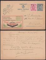 Publibel 597 - 25c + 50c -  (DD) DC0532 - Stamped Stationery
