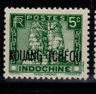Kouang Tcheou - YV 127 N** - Unused Stamps