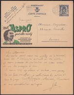 Publibel 544 - 50c - Thématique Femme, Médicament (DD) DC0530 - Stamped Stationery