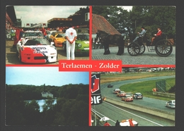 Terlaemen - Zolder - Multiview - Uitgave Lektuurshop Eddy & Anita, Holiday Shopping - Rallye / Rally - Racing - Circuit - Heusden-Zolder