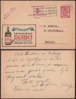 Publibel 617 - 75c - Thématique Alcool, Liqueur (DD) DC0533 - Stamped Stationery