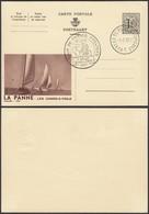Publibel 1498 - 1F20 - Thématique Voiliers, Mer (DD) DC0538 - Publibels