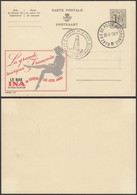 Publibel 1419 - 1F20 - Thématique Bas Nylon (DD) DC0539 - Stamped Stationery
