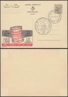 Publibel 1420 - 1F20 - Thématique Cire (DD) DC0541 - Stamped Stationery